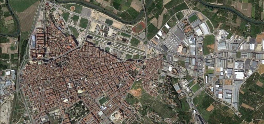 alzira, valencia, al ziro, después, urbanismo, planeamiento, urbano, desastre, urbanístico, construcción, rotondas, carretera