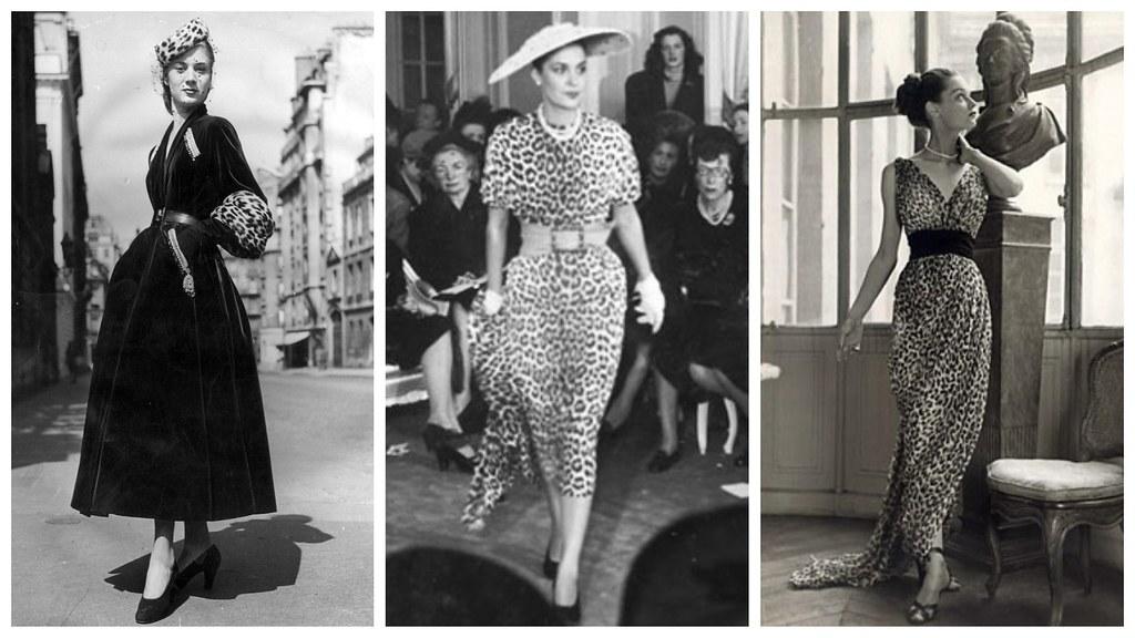 Коллекция Christian Dior 1947 года