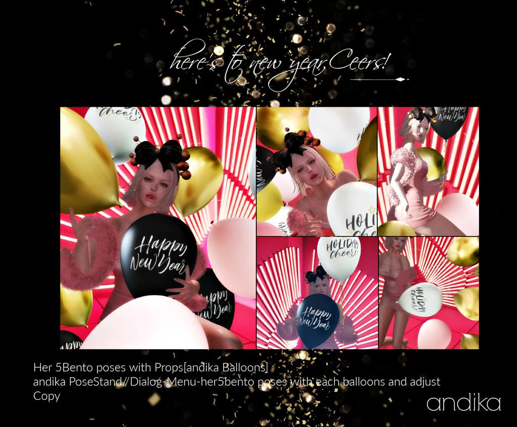 Her::andika[here's to new year.Ceers!-AD - TeleportHub.com Live!