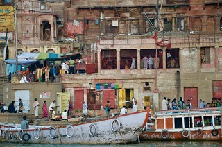 Life in Varanasi - India