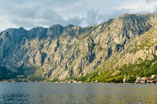 alamy alamy190301 balkans bay bayofkotor europe kotor montenegro