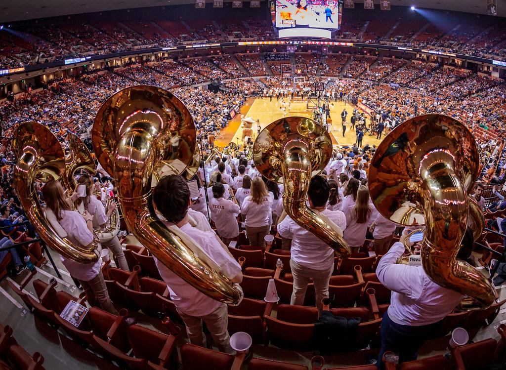 Texas Longhorns Basketball   Texas Review   Ralph Arvesen
