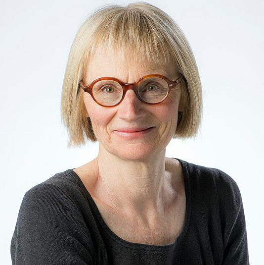 Portrait photograph of Dr Henrietta Sherwin