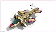Lego Harpy M2. Ver.1.0. (Project Dune).