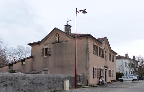 Saint Martin-de-Hinx, Landes: ancien presbytère et/ou couvent?