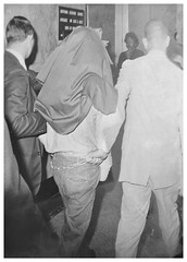 Cop killer Timm goes to court: 1971