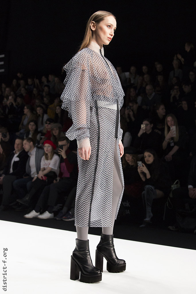 DISTRICT F — MBFWRussia — N. LEGENDA AW18-19 ,ki