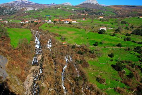 Cascada de la Gándara, Cantabria