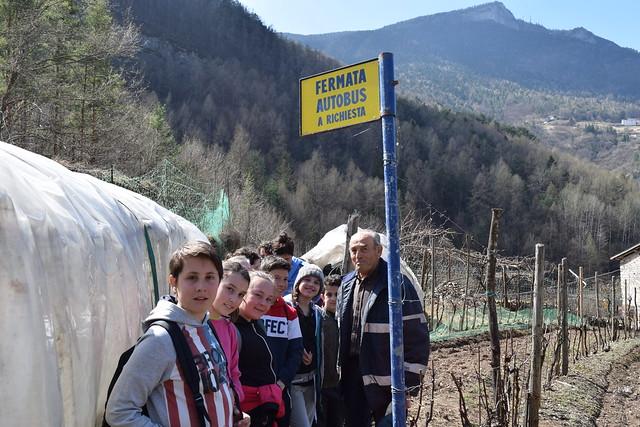 Narrare la Valle del Rosspach