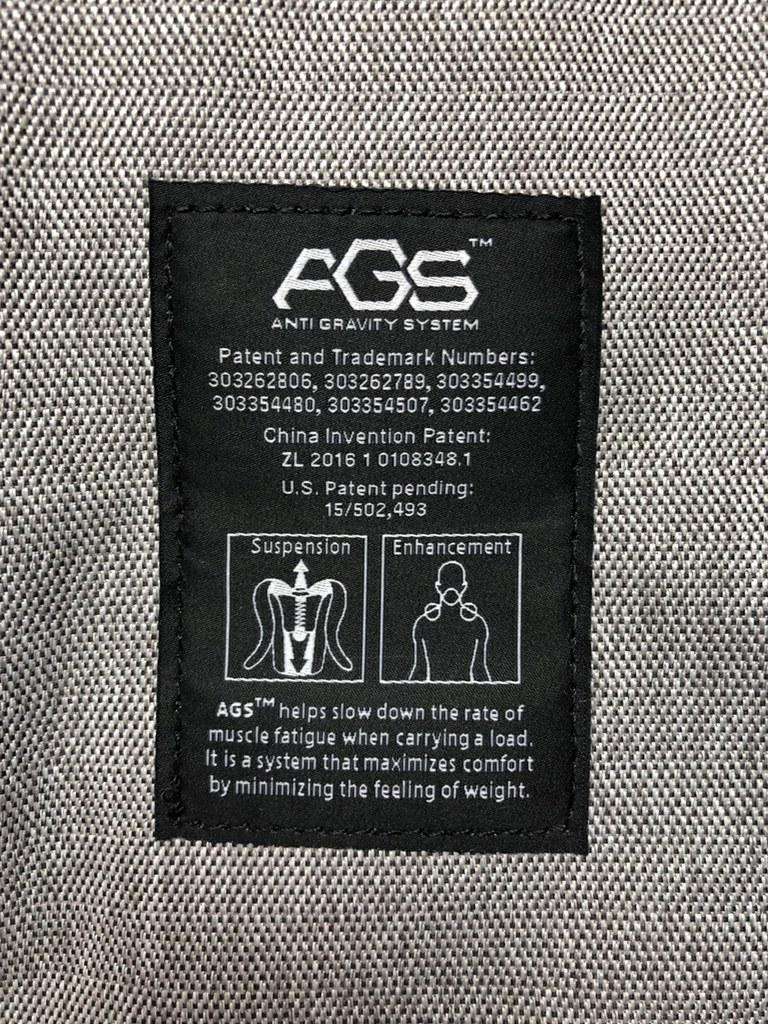 《FX Creations》WEA-17吋AGS回彈減壓電腦背包 (26)