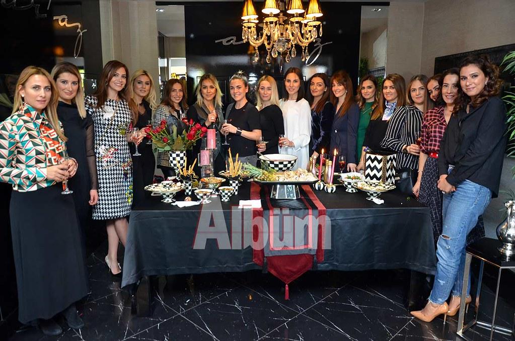 Ar'az Consept, dünya markasını Alanya ile buluşturdu