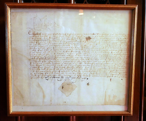 Death Warrant of Thomas 4th Duke of Norfolk