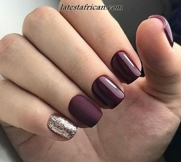 French Tip Nail Art Designs 2019 New