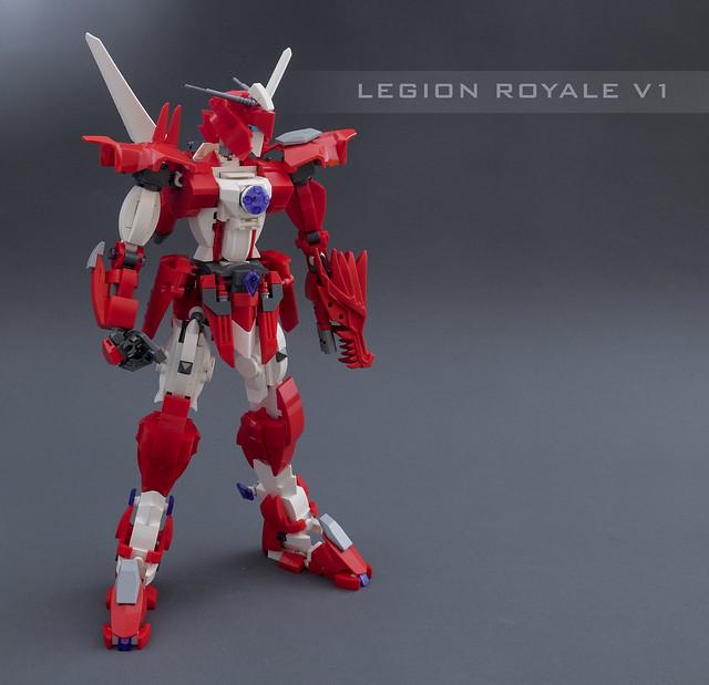 Legion Royale V1