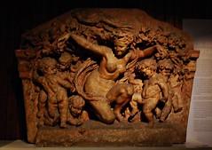 2 - Courbevoie - Musée Roybet Fould - Jean-Baptiste Carpeaux, Flore, 1866, Plâtre teinté