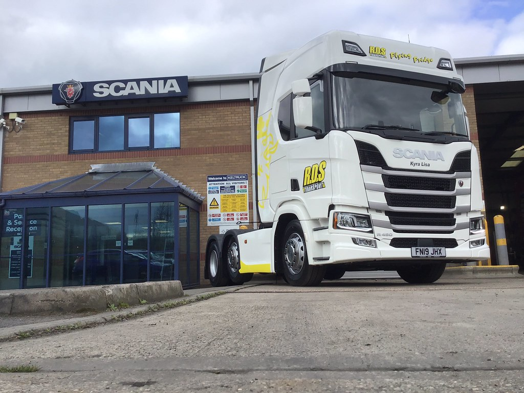 Keltruck Scania Worksop