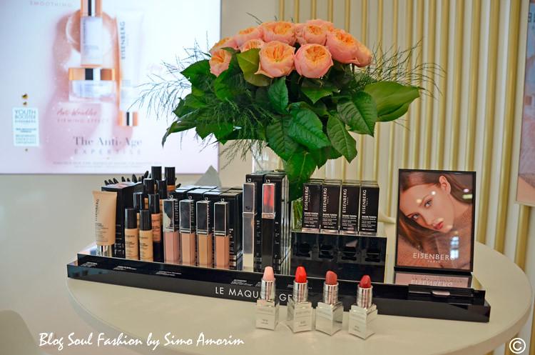 A nova linha de maquiagem da Eisenberg Paris! Maravilhosa