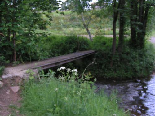 20080516 23821 0906 Jakobus Weg Brücke Bach Wasser