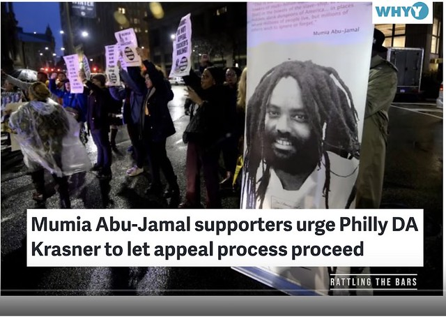 Black Panther Mumia Abu-Jamal Granted Right Of Appeal + Court Decision Likely Win for Mumia
