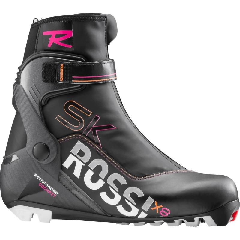 957abf18d53 Dámské běžecké boty Rossignol X-8 Skate FW 2018 19 - Bazar - Běžky.net
