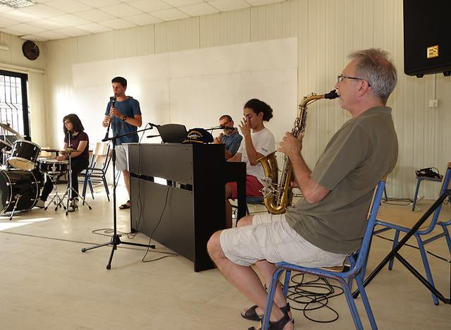 Τα εργαστήρια του Jazz Now !