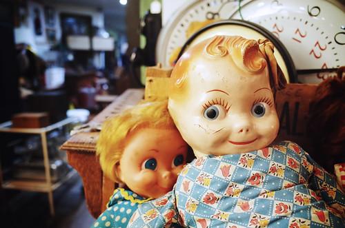 Creepy babies