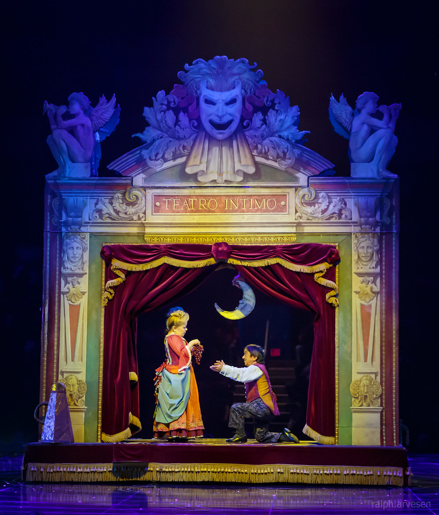 Cirque du Soleil Corteo | Texas Review | Ralph Arvesen