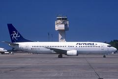 Futura B737-4Y0 EC-IOU GRO 16/08/2005