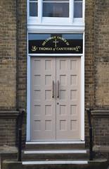 The Catholic Church of St Thomas of Canterbury