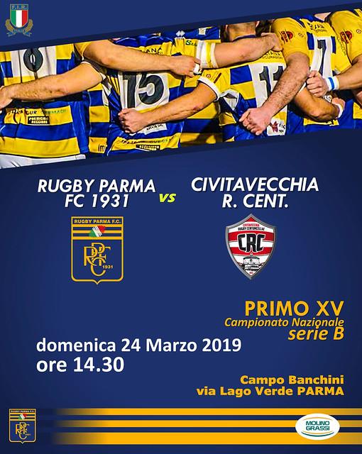 RPFC vs Civitavecchia 24.03.19