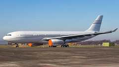 Airbus A330-243 VP-CAC Mid East Jet - Photo of Daubensand