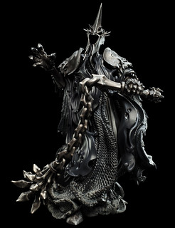 """No man can kill me."" WETA Mini Epics 系列《魔戒》安格馬巫王 Witch-king of Angmar"