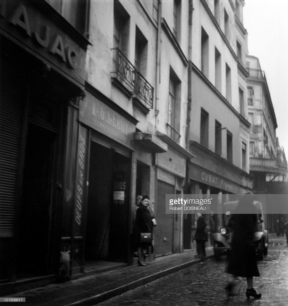 1940. Проституция