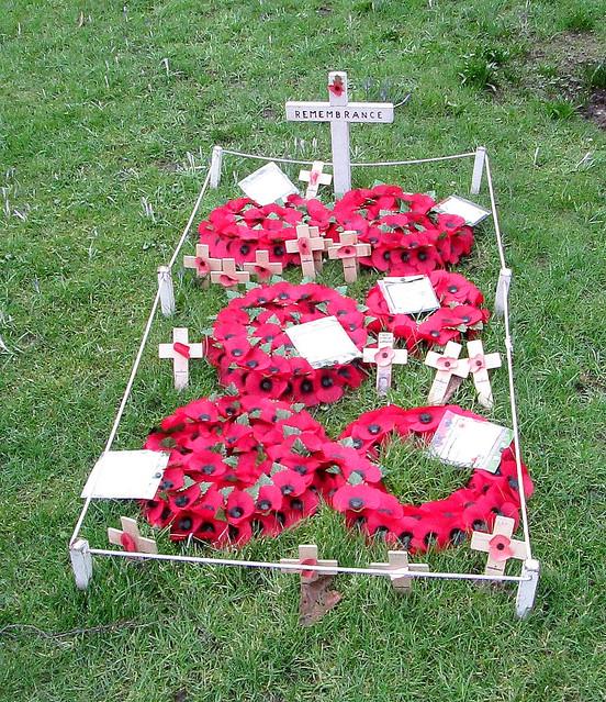Great War Remebrance Garden, Penrith.