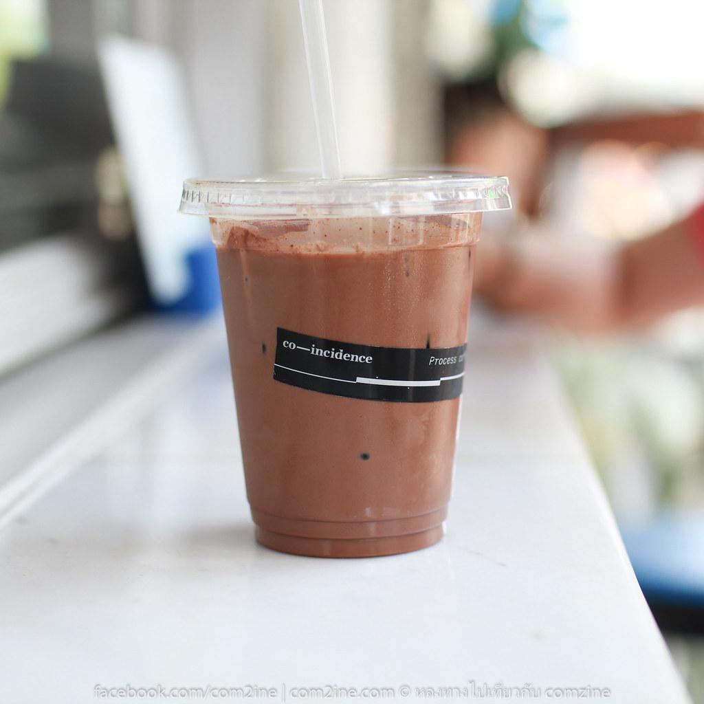 ช็อกโกแลตเย็น Co-incidence