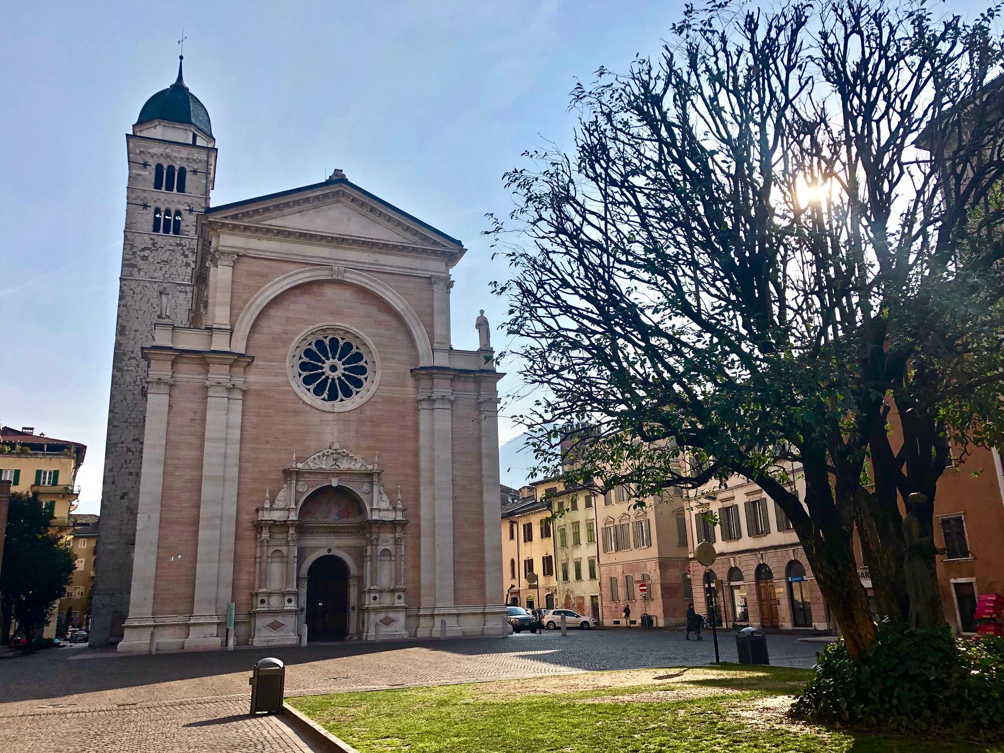 Itinerario di Trento - Santa Maria Maggiore esterno