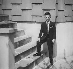 Vintage Bronx Boy, 1962