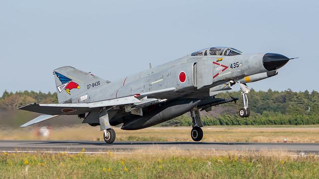 F-4EJ 07-8435 302 Squad, Nikon D500, AF-S Nikkor 80-400mm f/4.5-5.6G ED VR