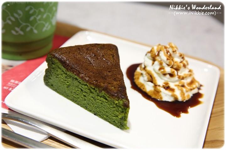 nana's green tea 抹茶巧克力蛋糕 高雄 漢神巨蛋 5樓
