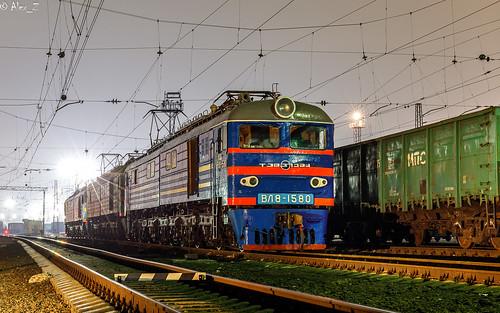 VL8-1580 | Nizhnedneprovsk-Uzel, UA | 09.02.2019