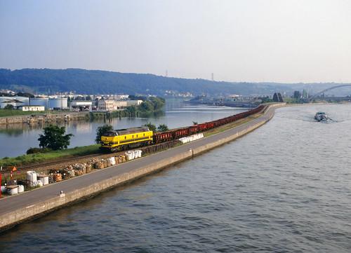 Wallonische Wasserbahn