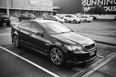 2008 Holden Commodore SS