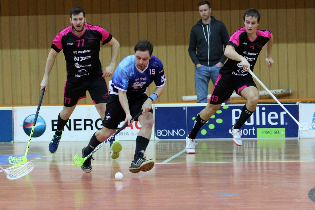 2019-01-27 FBC Štíři A /1LM 22K TJ Slovan Havířov