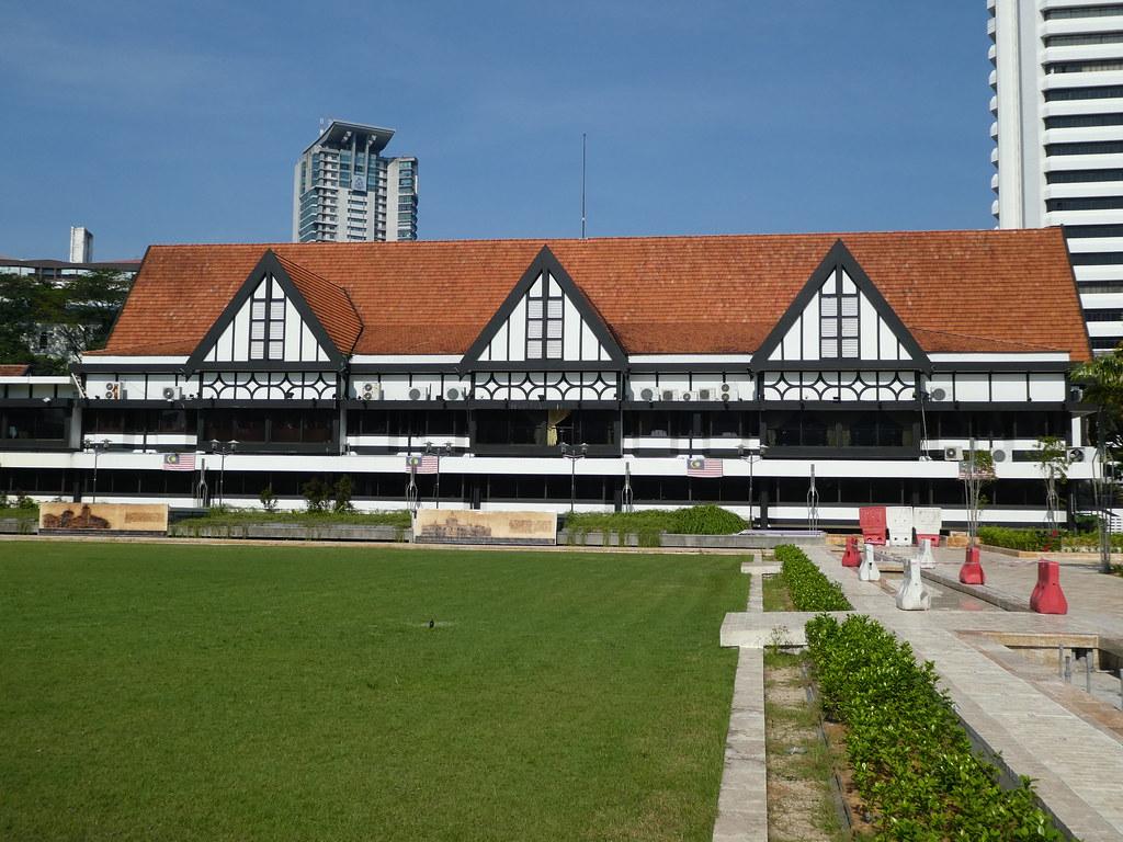 The Royal Selangor Club, Merdeka Square, Kuala Lumpur