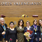 22-3-2019 RECONEIXEMENT DE LES CORTS A LES DONES VALENCIANES