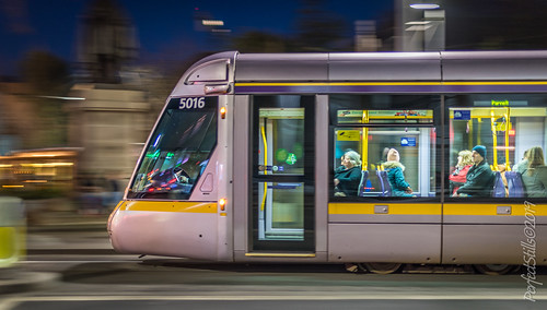 LUAS in Motion
