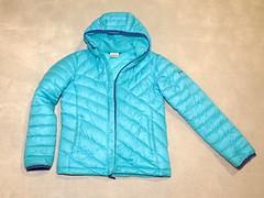 Dívčí prošívaná bunda COLUMBIA - titulní fotka