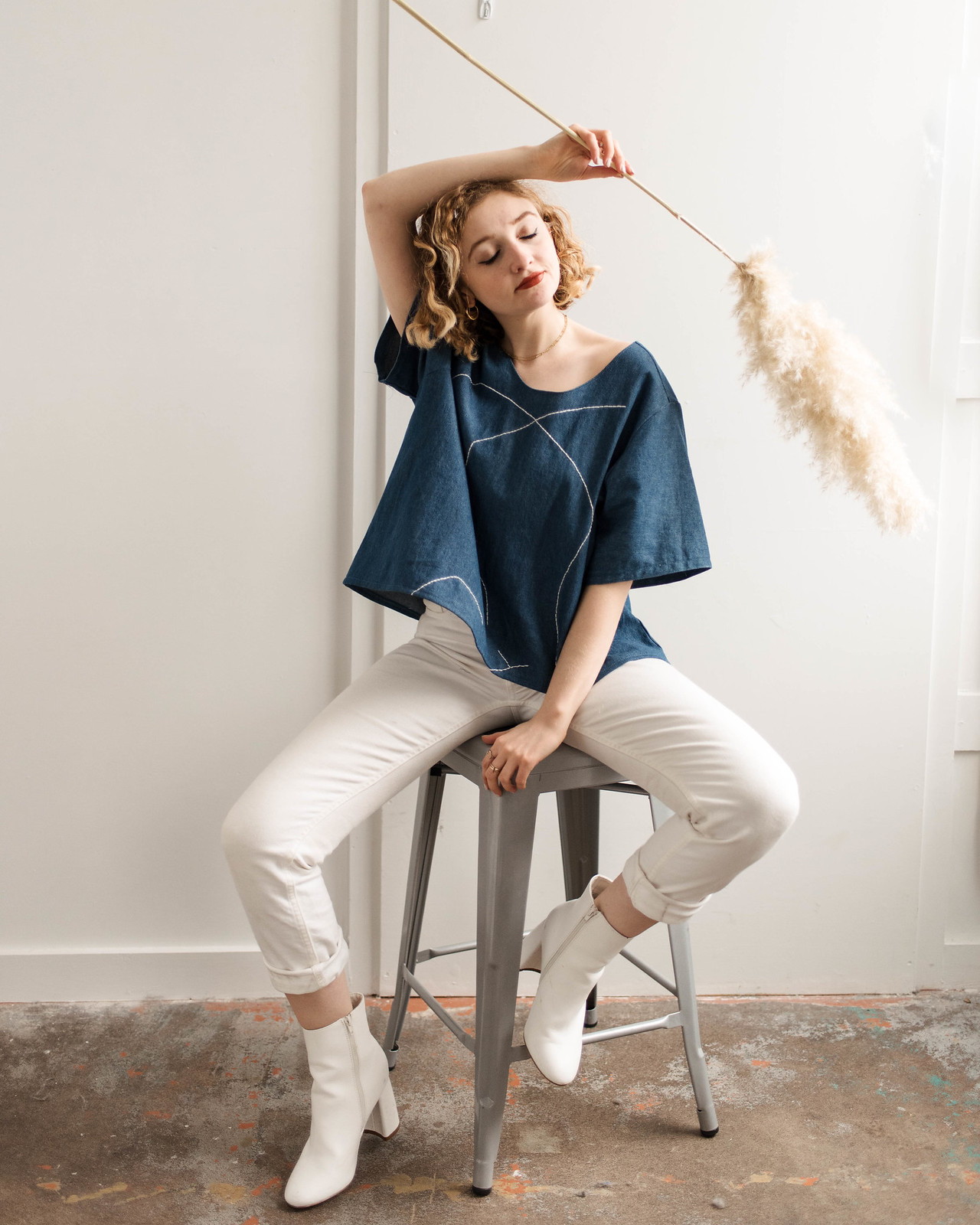 jaelle designs ethical and sustainable clothing line on juliettelaura.com