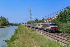 BB22347 & BB22239 CV - 3705 Paris Austerlitz - Toulouse