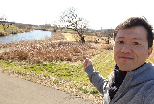 埼玉県 朝霞市 田島公園 で野鳥観察 子供と行ってきた